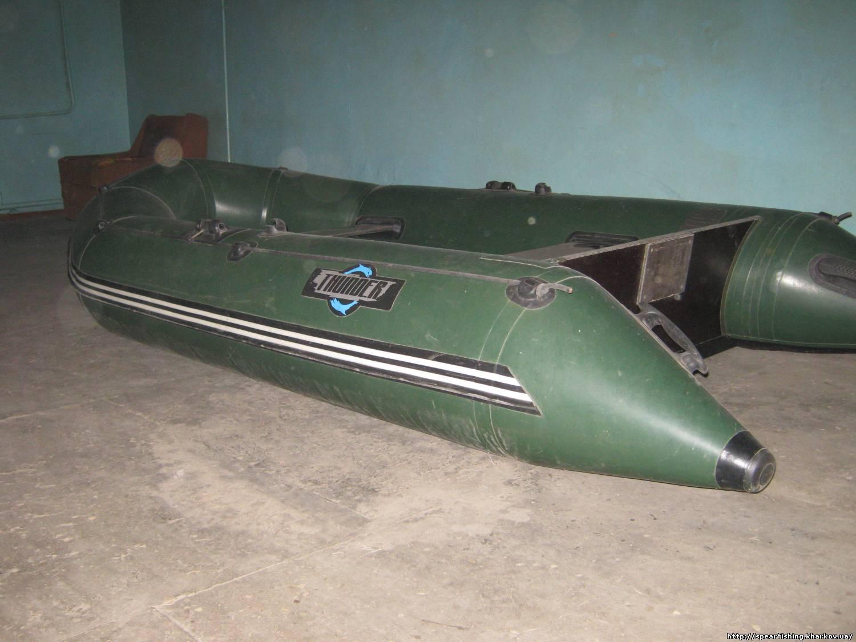 лодка тандер 330